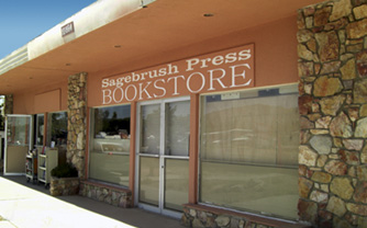 picture of sagebrush press bookstore